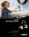 Contains Information on LavSafe™ Thermostatic Faucets.