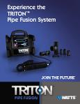 thumbnail of TRITON sales brochure