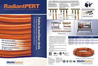 Thumbnail for RadiantPERT Brochure - French Translation