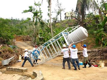 thumbnail link image for Watts Brings Clean Water to Puerto Rico