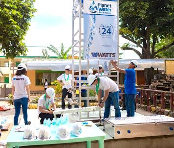 thumbnail link image for Watts Brings Clean Water to Kids in the Philippines