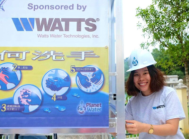 Latest News Image Thumbnail Watts Sponsors Clean Drinking Water in Poor Region