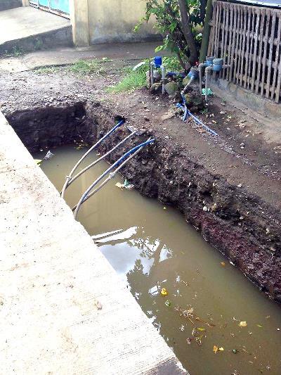 Pantay Drainage Ditch