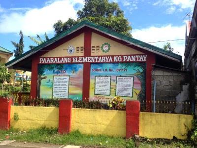 Pantay School Exterior