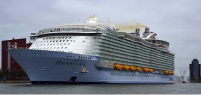 Cruise Ship Harmony