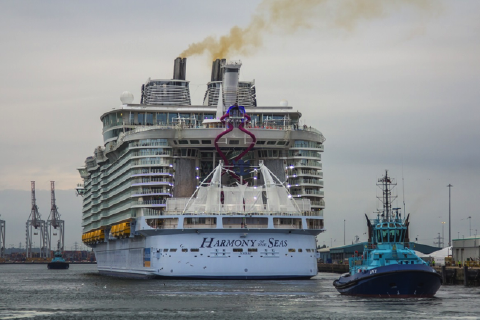 Preview Image Link for Watts Helps Launch the World's Largest Cruise Ship
